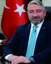 Dr. Halil İbrahim AŞGIN Çorum Bld. Bşk.