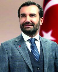 Şahin ŞERİFOĞULLARI Elazığ Bld. Bşk.
