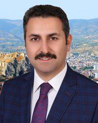 Eyüp EROĞLU Tokat Belediye Başkanı
