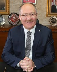 Hilmi BİLGİN Sivas Belediye Başkanı