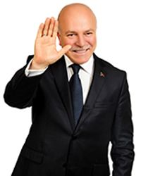 Mehmet SEKMEN Erzurum Büyükşehir Bld. Başkanı