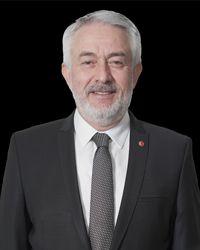 Şükrü BAŞDEĞİRMEN Isparta Bld. Bşk.