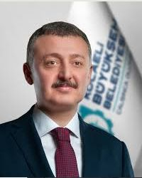Tahir BÜYÜKAKIN Kocaeli Büyükşehir Bld. Bşk.