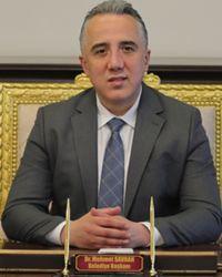 Mehmet SAVRAN Nevşehir Belediye Başkanı