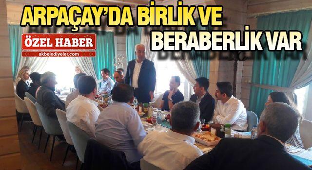 BAŞKAN ALTAY, YALNIZ BIRAKMADI