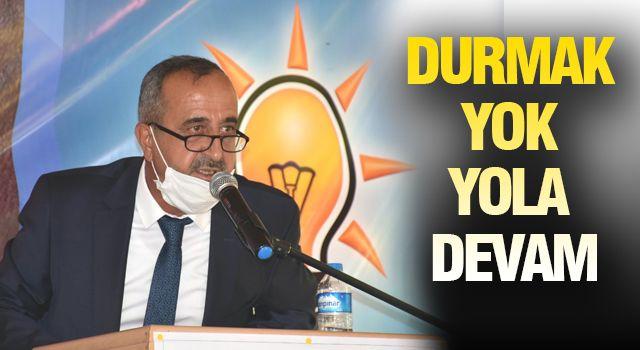 Başkan Dirik AK Kadrolara seslendi