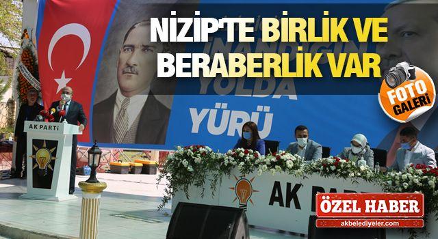 Başkan Sarı AK Kadrolara seslendi