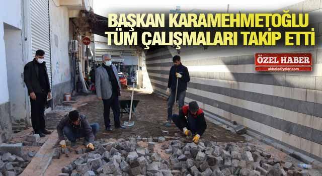 ÇERMİK'TE KISITLAMA FIRSATA ÇEVRİLDİ