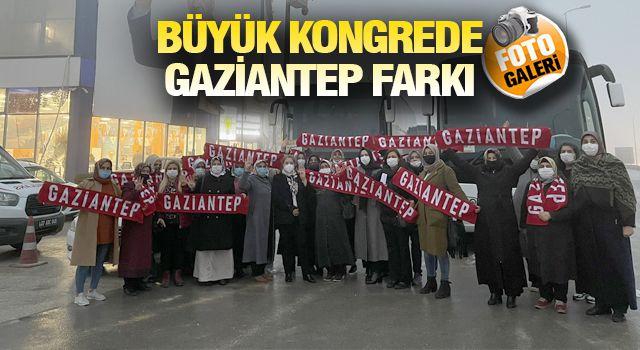 GAZİANTEP AK KADRO ANKARA'DA