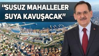 BAŞKAN DEMİR'DEN SAMSUN'A MÜJDE!