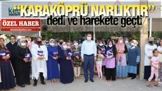 ALKIŞLAR BAŞKAN BAYDİLLİ'YE