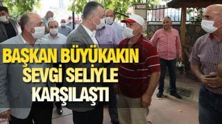 BAŞKAN BÜYÜKAKIN, GÖLCÜK'Ü KARIŞ KARIŞ GEZDİ