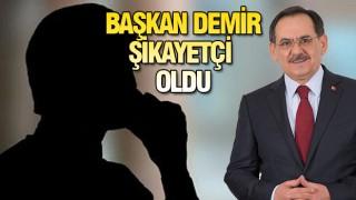 BAŞKAN DEMİR'DEN DOLANDIRICILIK UYARISI!