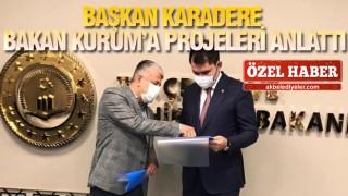 Başkan Karadere, Espiye'nin Geleceği İçin Çalışmalarını Sürdürüyor