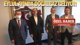 Başkan Mehmet Emür'den Keşap'a müjdeli haber