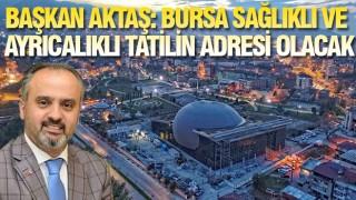 BURSA'DA VİRÜSE KARŞI ALTERNATİF TATİL!