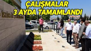 ÇORUM'DA İSTİKLAL ŞEHİTLERİ ANITI AÇILIYOR