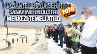 GAZİANTEP'E BİR SANAYİ MERKEZİ DAHA