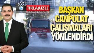 Haliliye sokakları Kurban Bayramı'nda gül suyu koktu