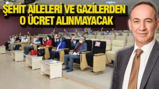 KIRIKKALE BELEDİYE MECLİSİ KARARINI VERDİ