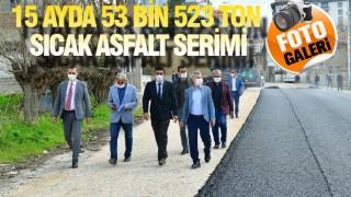 Malatya Yeşilyurt'tan Türkiye'ye örnek olacak ulaşım ağı kalitesi