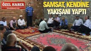 Adıyaman Samsat'a bu barış çok yakışıyor