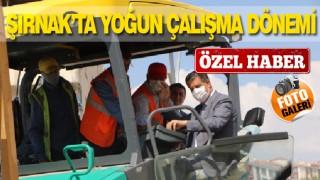 ŞIRNAK'TA HİZMET DÖNEMİ