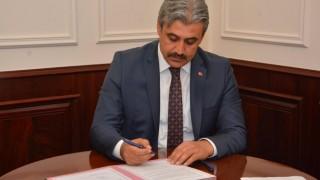 Yozgat'ta Başkan Köse İmzayı Attı
