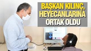 ADIYAMAN'DA 'SESLİ KÜTÜPHANE' AÇILDI
