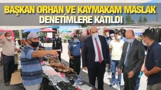 AZİZİYE'DE DENETİMLER SÜRÜYOR