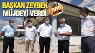 BAKANLIK, AFYON BELEDİYESİ'NİN PROJESİNİ ONAYLADI