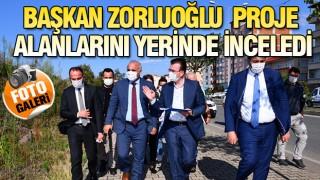 BAŞKAN ZORLUOĞLU VAKFIKEBİR'İ ZİYARET ETTİ