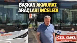 BASKİL'DE HİZMETLER DEVAM EDİYOR
