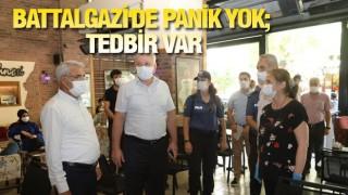 BATTALGAZİ'DE DENETİMLER SÜRÜYOR