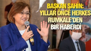 """""""GAZİANTEP TURİZM ÇALIŞTAYI"""" YAPILDI"""