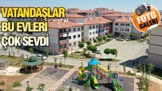 GAZİANTEP'TE KUZEY ŞEHİR'DE YAŞAM BAŞLADI