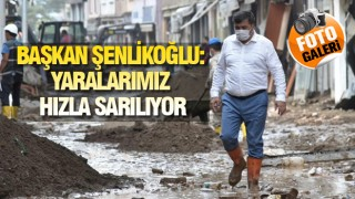 GİRESUN'DA YARALAR SARILIYOR