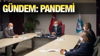 KAYSERİ'DE PANDEMİ HASSASİYETİ