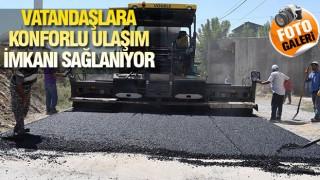 MUŞ YENİ YOLLARA KAVUŞUYOR