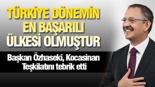 ÖZHASEKİ'DEN PANDEMİ SÜRECİ DEĞERLENDİRMESİ