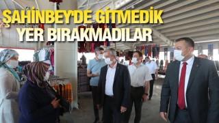 ŞAHİNBEY'DE DENETİMLER YAPILDI