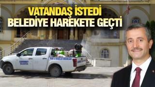 Şahinbey'de yoğun mesai sürüyor