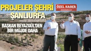 ŞANLIURFA'YA HAYVANAT BAHÇESİ KURULUYOR