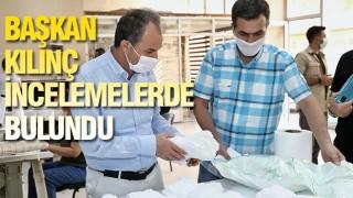 ADIYAMAN'DA HAMARAT ELLER BOŞ DURMUYOR