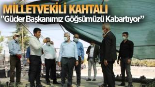 AK Belediyecilikte Battalgazi Örnek Oluyor
