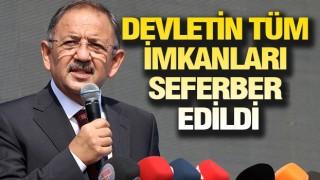 BAŞKAN ÖZHASEKİ, DÜZCE'DEYDİ