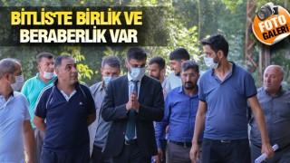 BİTLİS'TE VATANDAŞ TALEBİ ÖN PLANDA