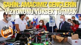 GAZİANTEP, TEKNOFEST'E HAZIR!