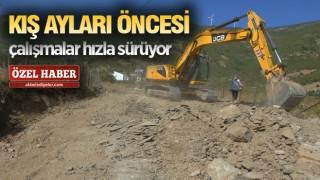 İSLAHİYE'YE DURMAK YOK