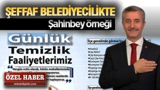 ŞAHİNBEY'DE GELENEK SÜRÜYOR